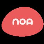 Logo Noa par Coiff'idis