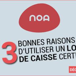 3 Bonnes raisons d'utiliser un logiciel de caisse certifié NF525